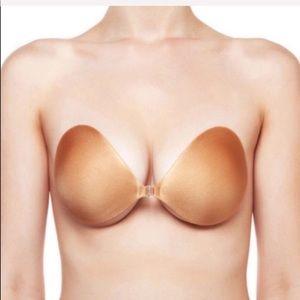 NuBra Self Adhesive seamless D cup bra